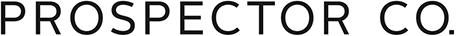 PROSPECTOR CO. Logo Klein